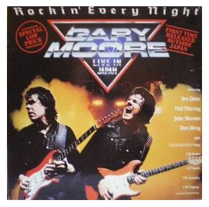 Gary Moore: Rockin' Every Night (Live In Japan) (LP) - Bild 1