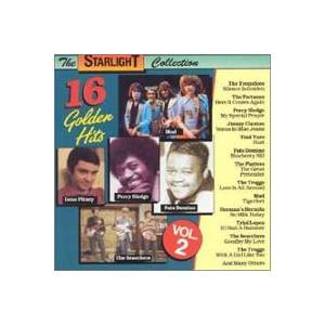 Cover - Timi Yuro: 16 Golden Hits Vol.2