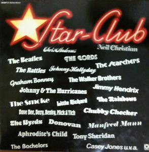 Cover - Little Richard & Jimi Hendrix: Best Of Star-Club, The