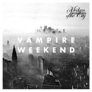 Cover - Vampire Weekend: Modern Vampires Of The City