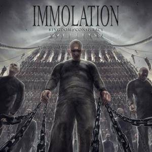 Immolation: Kingdom Of Conspiracy (LP) - Bild 1