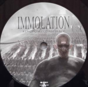 Immolation: Kingdom Of Conspiracy (LP) - Bild 4