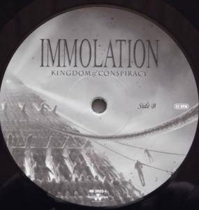 Immolation: Kingdom Of Conspiracy (LP) - Bild 5