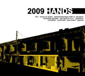 Cover - Synth-Etik: 2009 Hands