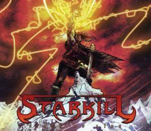 Starkill: Fires Of Life - Cover