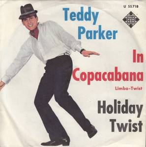 Cover - Teddy Parker: In Copacabana