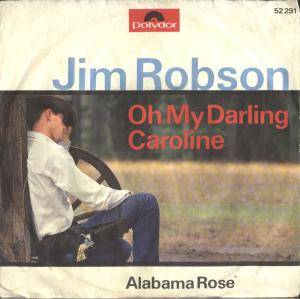 Cover - Jim Robson: Oh My Darling Caroline