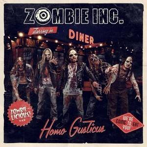 Zombie Inc.: Homo Gusticus - Cover
