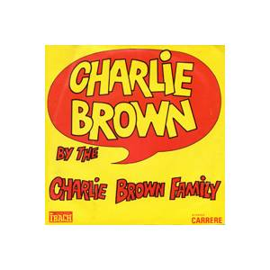 Charlie Brown Family: Charlie Brown - Cover