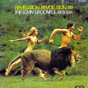 Cover - Lovin' Spoonful, The: Revelation - Revolution '69