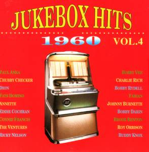Jukebox Hits 1960 Vol. 4 - Cover
