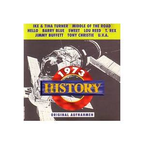 History 1973 - Cover