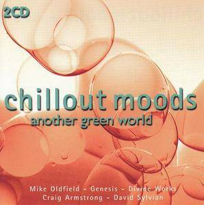 Chillout Moods - Another Green World - Cover