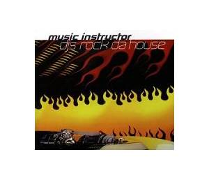 Cover - Music Instructor: Djs Rock Da House