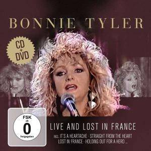 Cover - Bonnie Tyler: Live And Lost In France