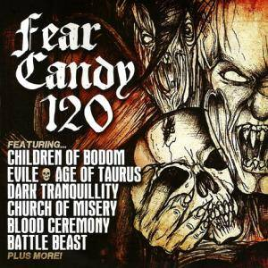 Cover - Age Of Taurus: Terrorizer 236 - Fear Candy 120
