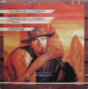 "Boys Don't Cry: I Wanna Be A Cowboy (12"") - Bild 2"