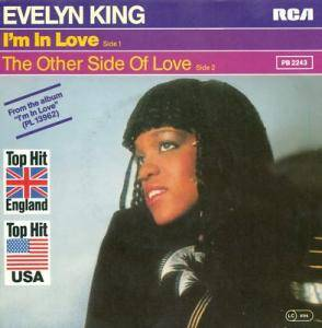 Cover - Evelyn King: I'm In Love
