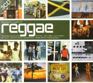 Cover - Johnny Clarke: Beginner's Guide To Reggae