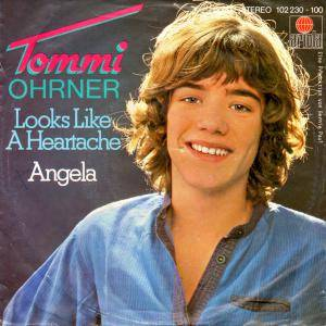 Cover - Tommi Ohrner: Looks Like A Heartache