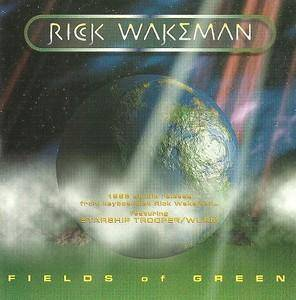 Rick Wakeman: Fields Of Green - Cover