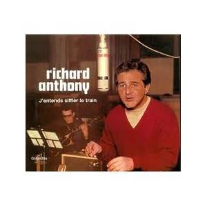 Cover - Richard Anthony: J'Entends Siffler Le Train