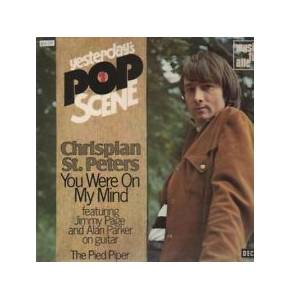 Cover - Chrispian St. Peters: You Were On My Mind