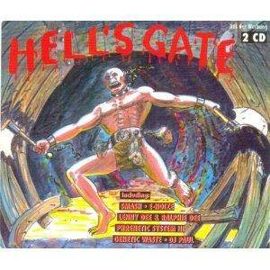 Cover - Gate 6: Hell's Gate