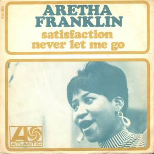 Cover - Aretha Franklin: Satisfaction