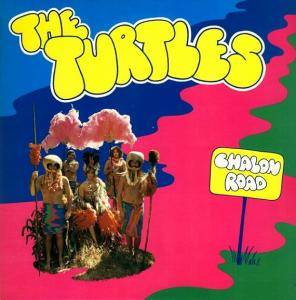 Cover - Turtles, The: Chalon Road