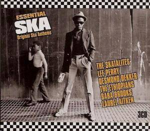 Cover - Baba Brooks: Essential Ska Original Ska Anthems