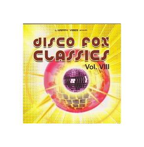 Cover - Mauro: Disco Fox Classics Volume 8