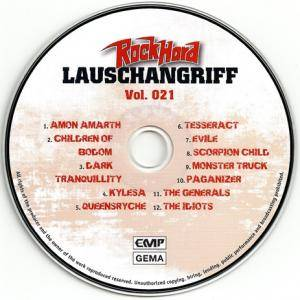 Rock Hard - Lauschangriff Vol. 021 (CD) - Bild 3