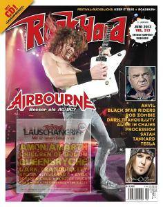 Rock Hard - Lauschangriff Vol. 021 (CD) - Bild 5