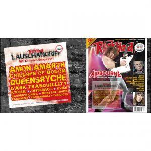 Rock Hard - Lauschangriff Vol. 021 (CD) - Bild 6