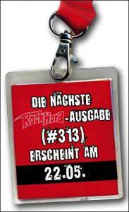 Rock Hard - Lauschangriff Vol. 021 (CD) - Bild 8