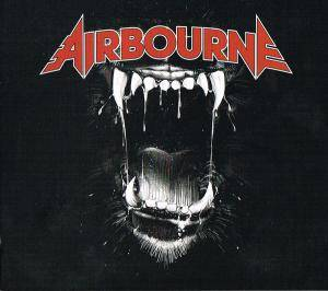 Airbourne: Black Dog Barking - Cover