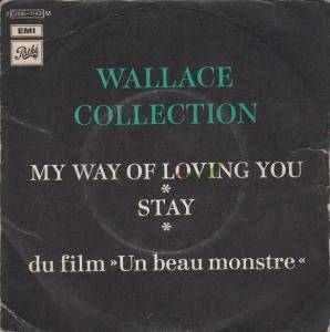 Cover - Wallace Collection: Stay
