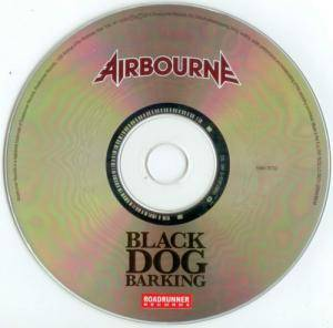 Airbourne: Black Dog Barking (CD) - Bild 3
