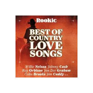 Cover - Colin Brooks: Best Of Country Love Songs