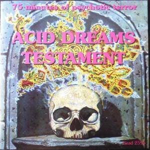 Cover - Music Machine, The: Acid Dreams Testament * 75 Minutes Of Psychotic Terror