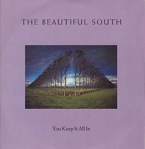 The Beautiful South: You Keep It All In - Cover