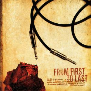 Cover - From First To Last: Aesthetic