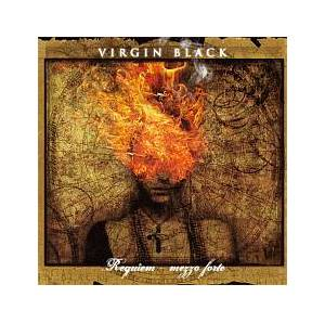 Cover - Virgin Black: Requiem - Mezzo Forte