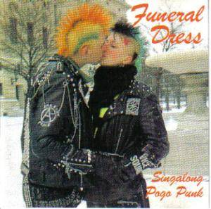 Cover - Funeral Dress: Singalong Pogo Punk