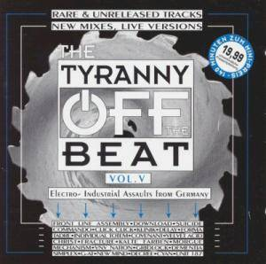 Cover - Ga-T: Tyranny Off The Beat Vol. V, The