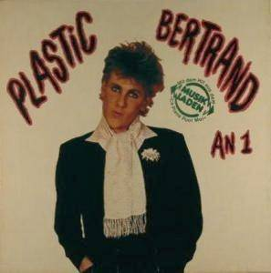 Plastic Bertrand: 1, An - Cover