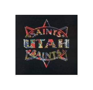 Utah Saints: Utah Saints - Cover