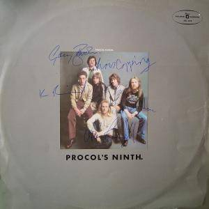 Procol Harum: Procol's Ninth - Cover