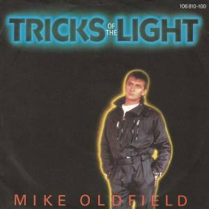 Mike Oldfield: Tricks Of The Light - Cover
